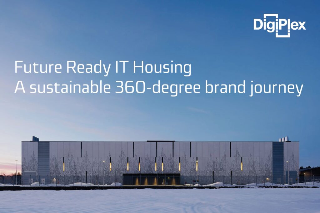 DigiPlex is the largest data center operator in the Nordic countries.