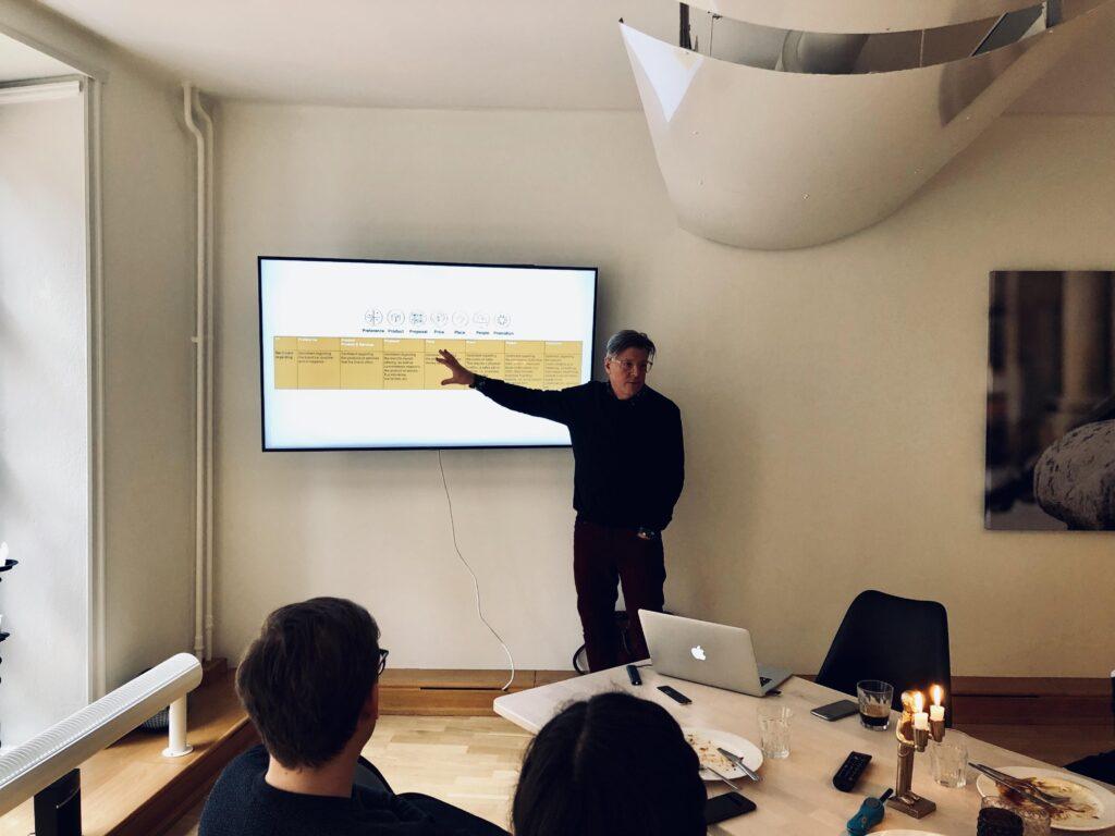 Seminarium: Hur skapar du ett tydligt och åtråvärt varumärke